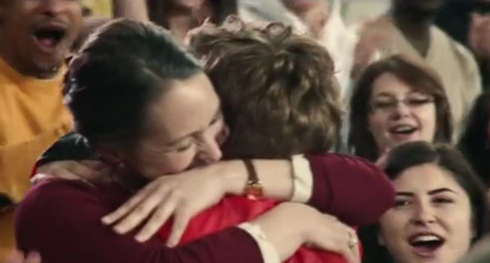 WATCH: Procter & Gamble is taking this 'darkly brilliant' ad to the Olympics -- it will give you chills