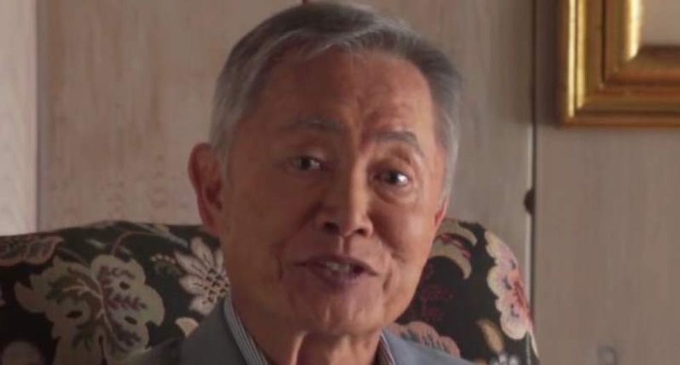 George Takei urges fellow Sanders supporters: Abandon 'family squabble' and back Clinton