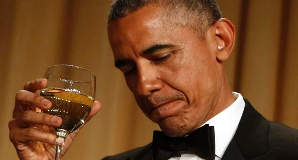 Obama set to play it for laughs one last time at final White House correspondents dinner