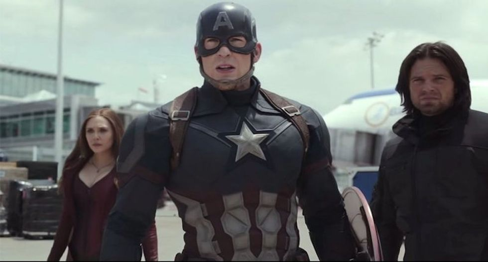 'Captain America: Civil War' is an action-packed critique of post-9/11 government overreach