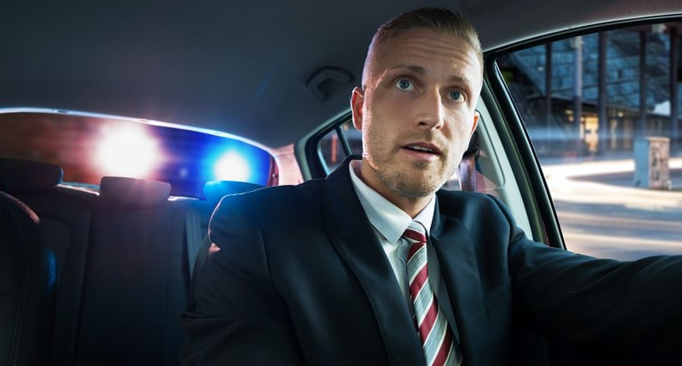 Here's why North Dakota cops will be pulling over good drivers who haven't broken any laws