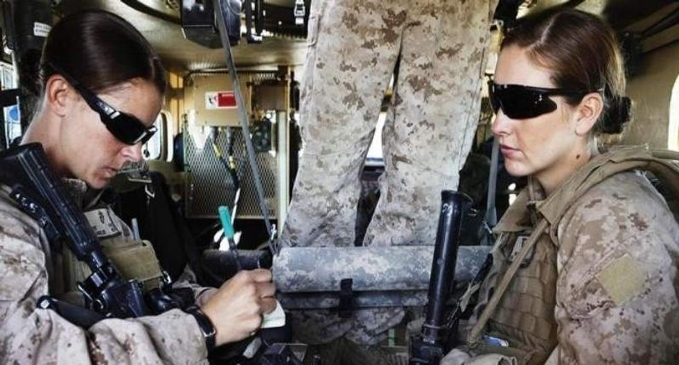 Women could be required to register for US military draft after change to House bill