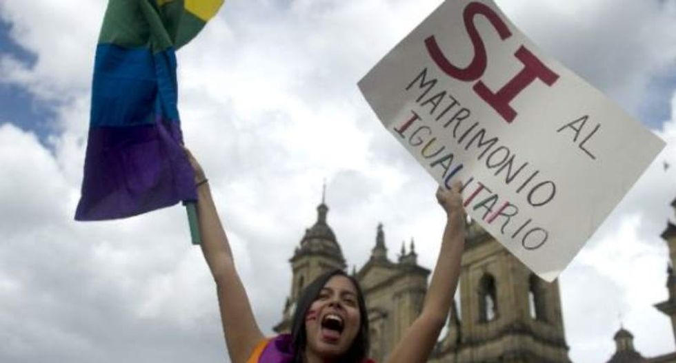 Colombian constitutional court legalizes marriage equality