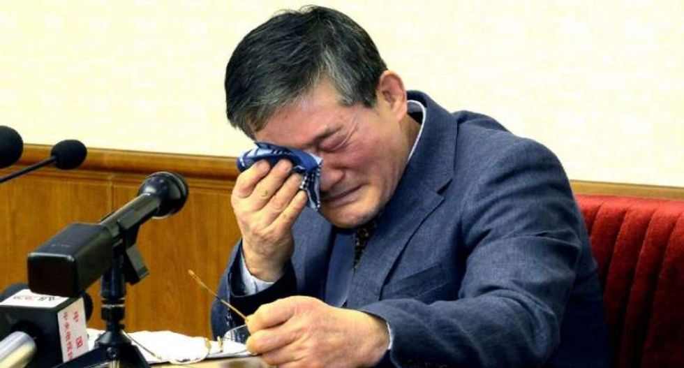 North Korea sentences Korean-American Kim Dong-Chul to 10 years of hard labor: report