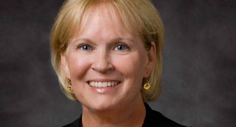 University of Utah honors hate group member -- but gets busted scrubbing her bio