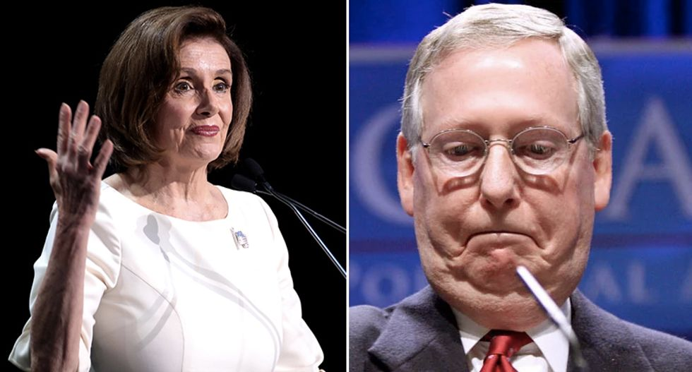 Will Democrats fight? How far will they go to stop Mitch McConnell's power grab?