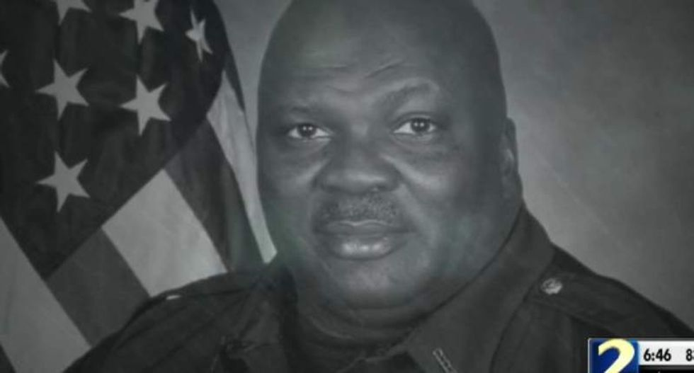 BUSTED: Georgia cop caught extorting couple wrongfully arrested after turning in stolen car