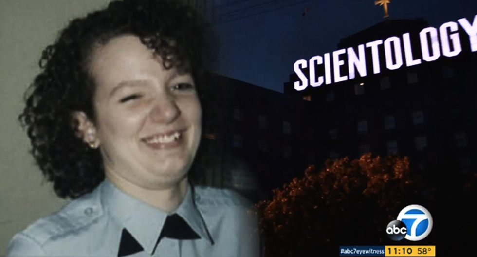 Former Scientologist forced to have abortion wins major legal victory against church