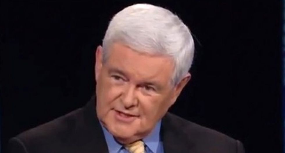 Newt Gingrich desperately begs Donald Trump to let him be the VP nominee