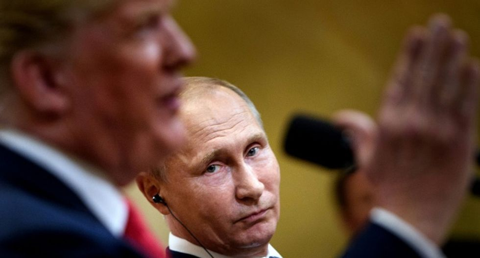 Russia collusion: Here's one more piece of evidence that Putin has Trump in his back pocket