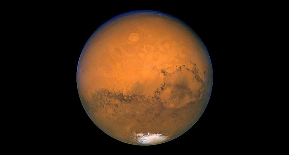 China space program targets July launch for Mars mission