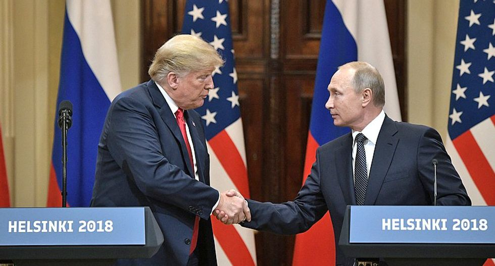 Putin convinced Trump that Comey had framed Russia for hacking the DNC: NYT reporter