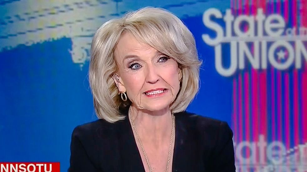 Jan Brewer calls for fewer female candidates: 'This woman thing has gotten way out of control'