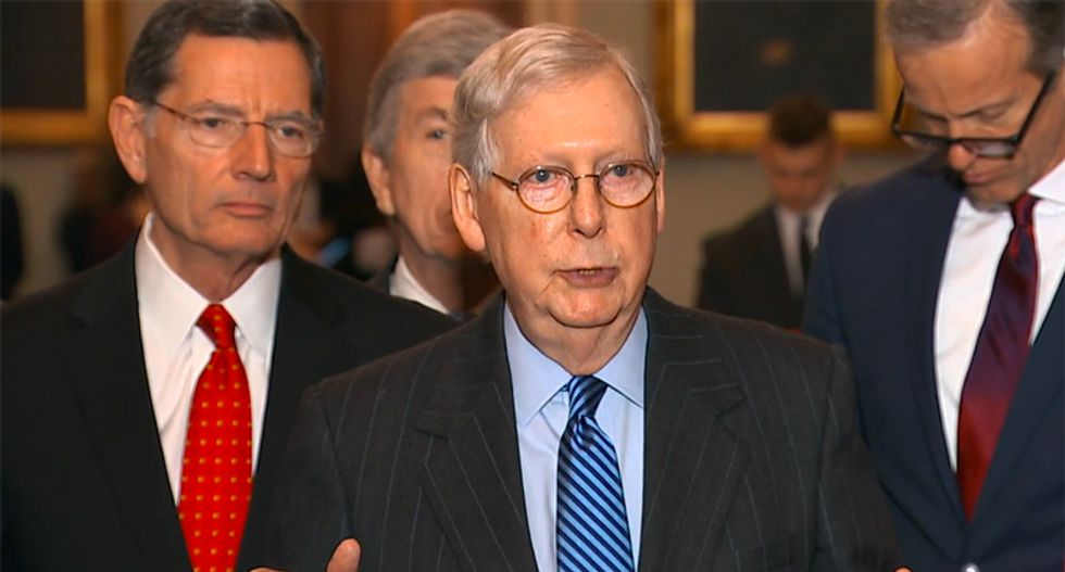 How the GOP-controlled Senate is putting pensions of 1.3 million Americans at risk
