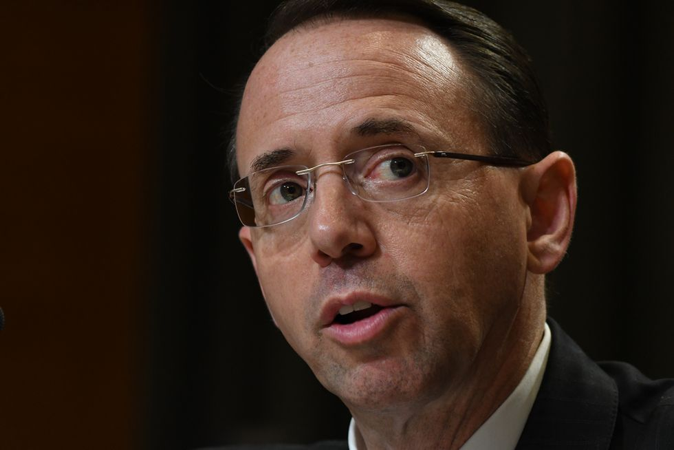 Andrew McCabe confirms Rod Rosenstein seriously considered wearing a wire during meetings with Trump