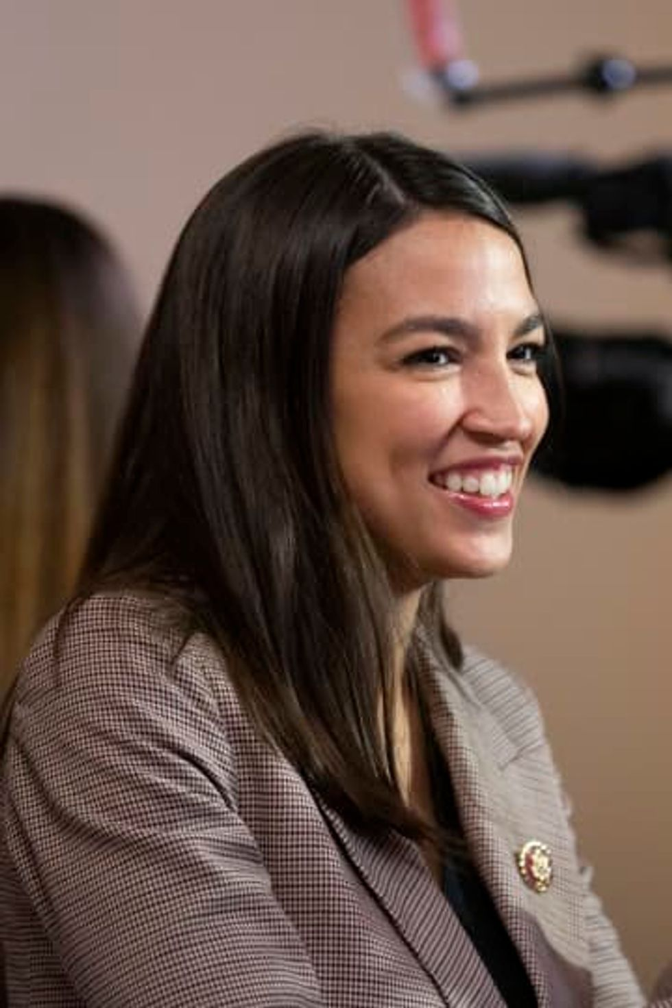 Trump tees up impeachment defense with stream of insults at AOC and Democrats