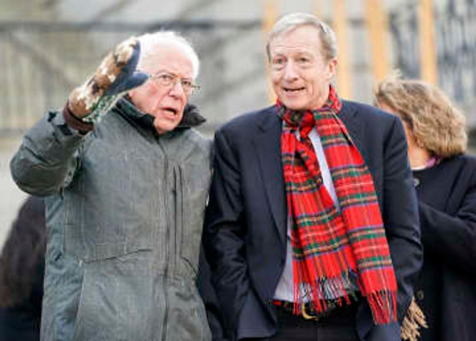 Bank founded by Tom Steyer has long record of lawsuits against low-income borrowers