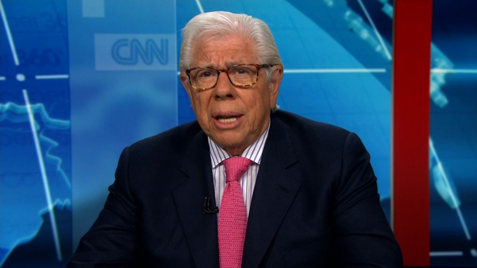 'A vast narrative of a presidential coverup': Carl Bernstein calls Mueller's report 'ugly and damning'