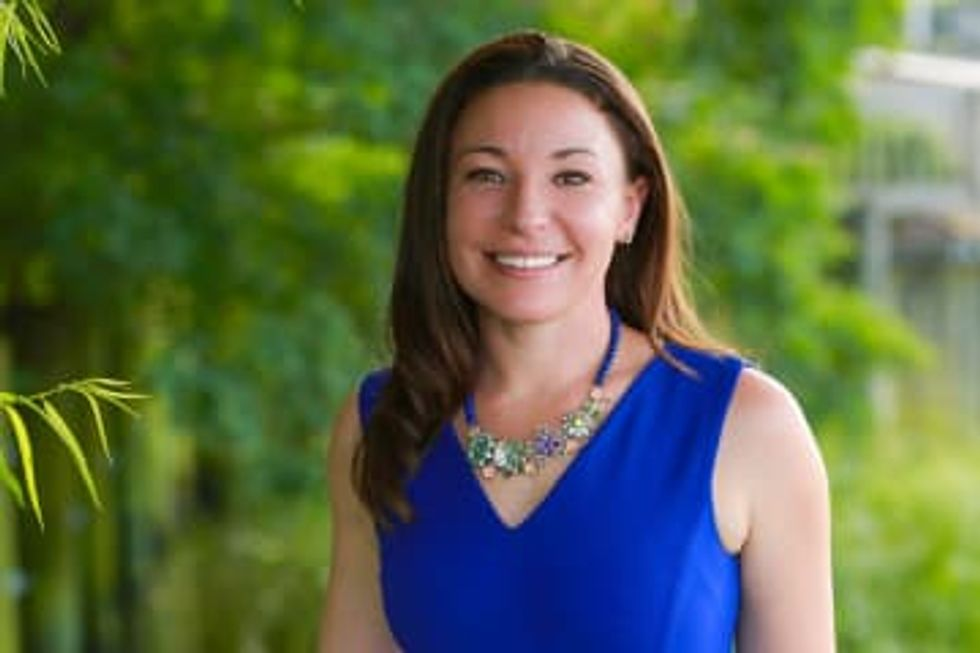 Woman who quit her congressional campaign over bullying will help write anti-harassment law