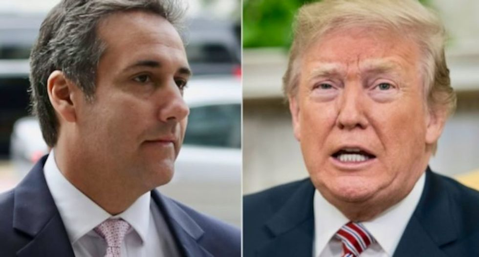Trump ranted about black people being 'too stupid' to vote for him: Michael Cohen