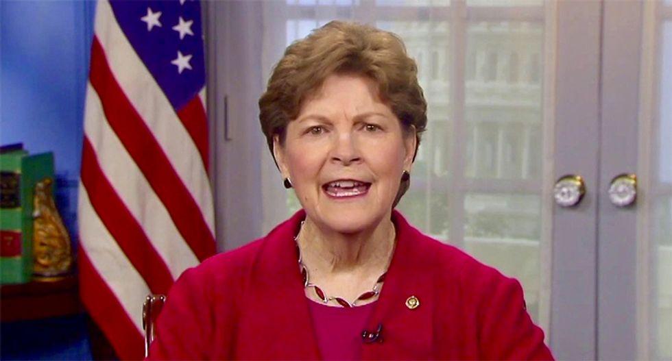 'Bordering on sedition': Dem senator calls for sanctioning GOP lawmakers trying to overturn election