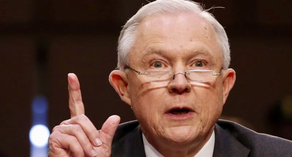 Intern hammers exasperated Jeff Sessions over police brutality in newly revealed DOJ internal video