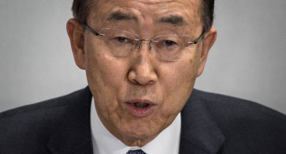 Ex-UN chief tells nuclear powers to get serious about disarming