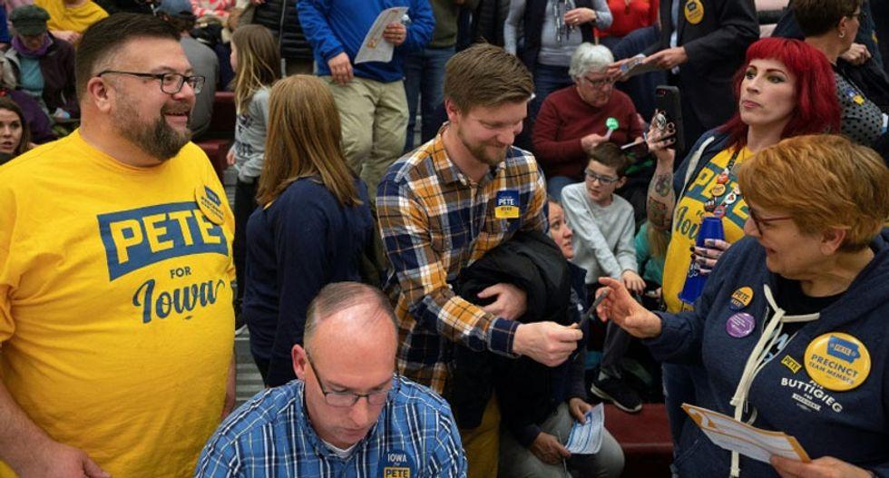 Inside the Iowa Democratic Party's 'boiler room' meltdown