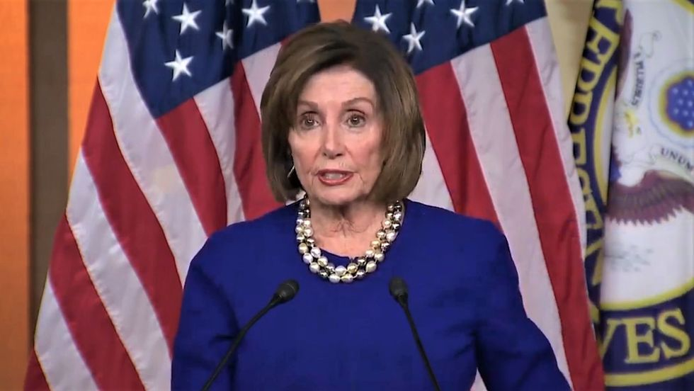 'I was being factual': Nancy Pelosi claims calling Trump 'morbidly obese' was meant as 'sympathetic'