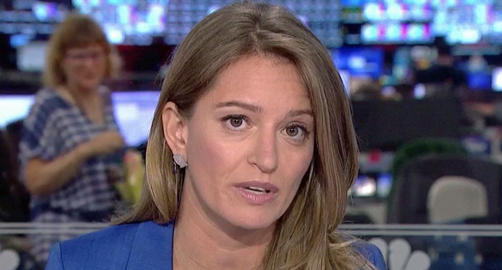 MSNBC's Katy Tur wonders how Jerry Falwell Jr. turned into Trump's counselor on firing Jeff Sessions