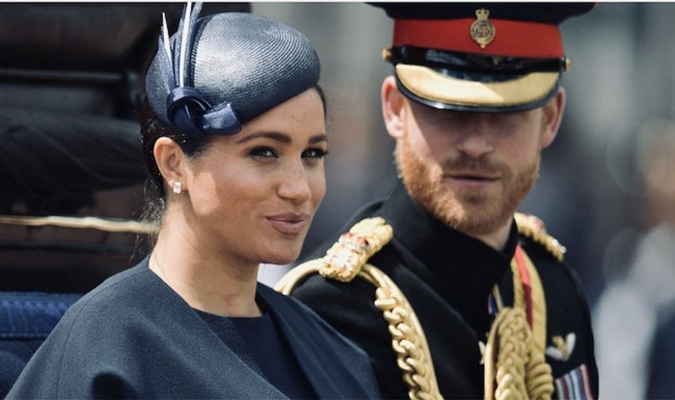 Harry and Meghan embark on new life in Los Angeles