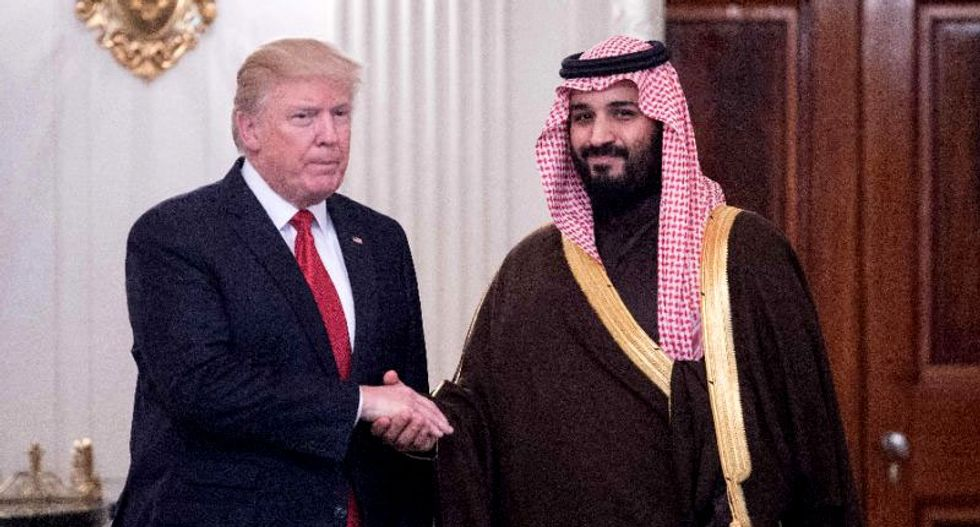 Trump wary of halting Saudi weapons sales over missing journalist