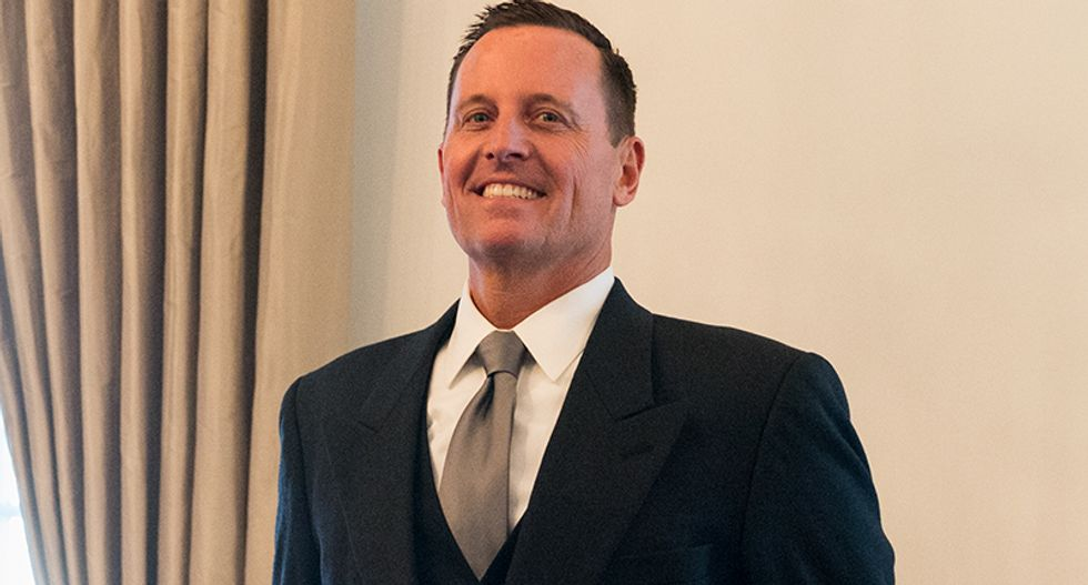 'Possibly the craziest and scariest thing he has done': Conservative blasts Trump for DNI Richard Grenell