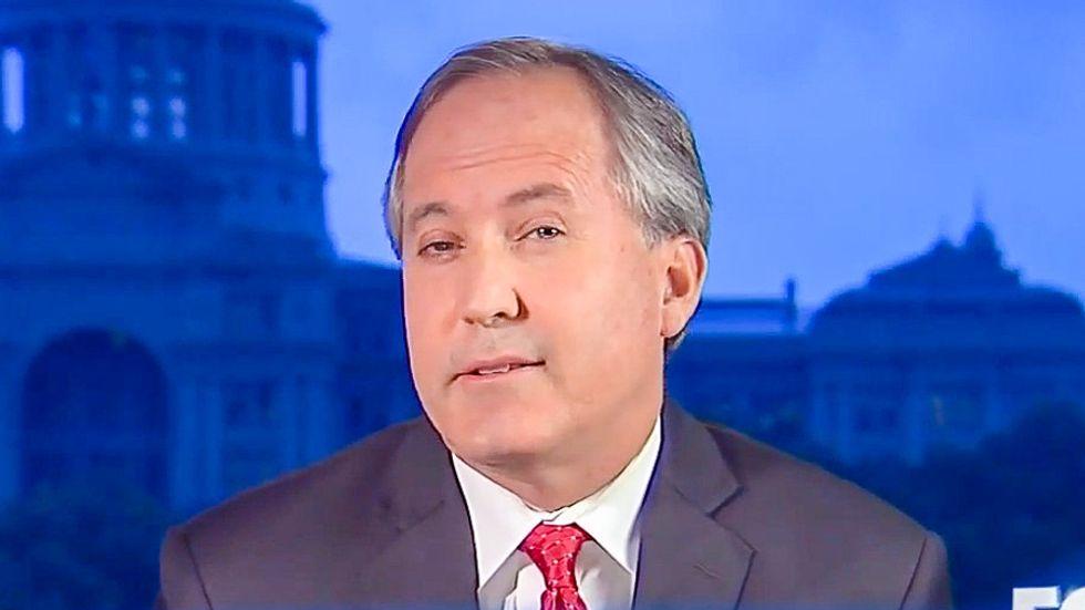 Texas attorney general backs Trump in travel ban litigation