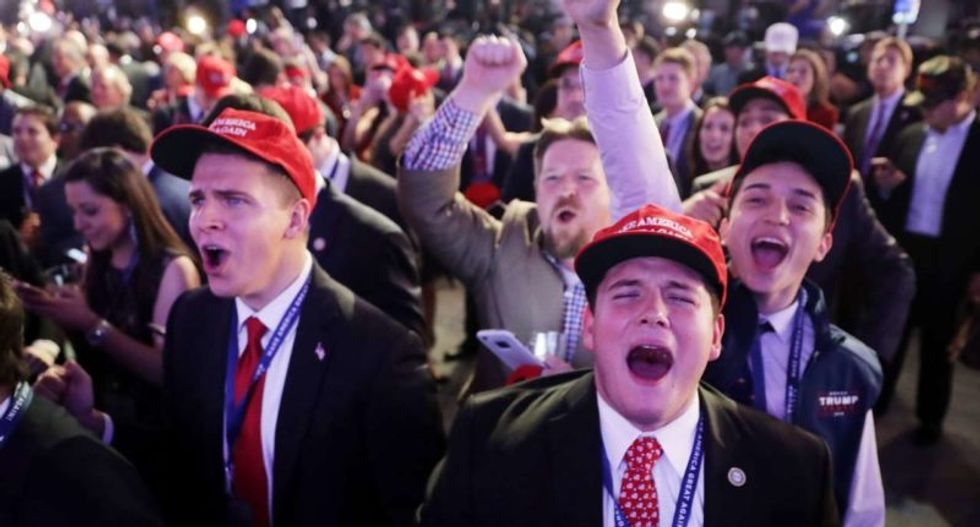 'The deplorables were the good guys': Media analyst chuckles at Trump supporters who got movie canceled
