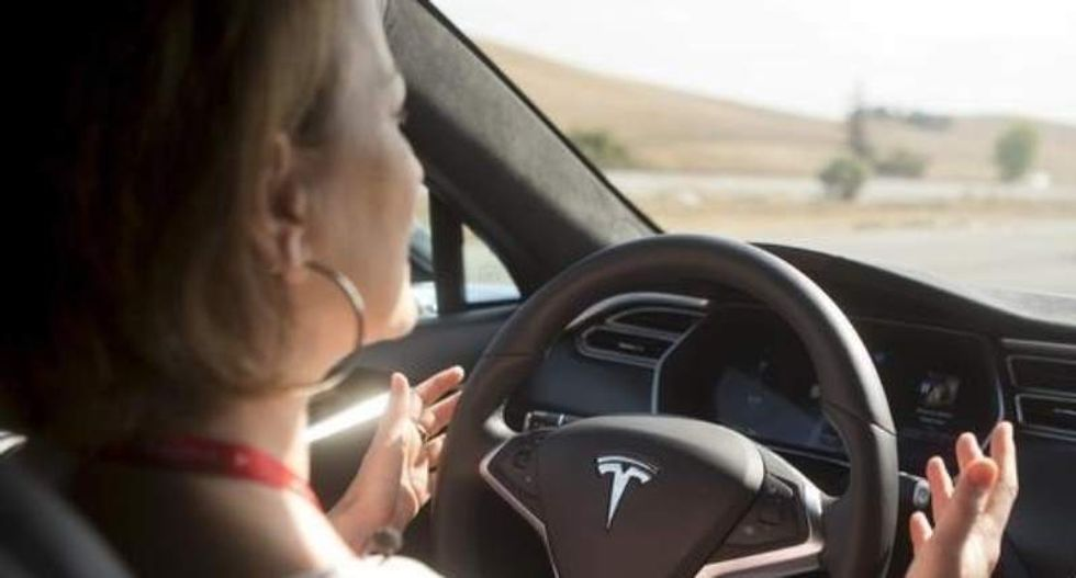 Whistleblower complaint accuses Tesla of spying on employees at Nevada battery factory: attorney