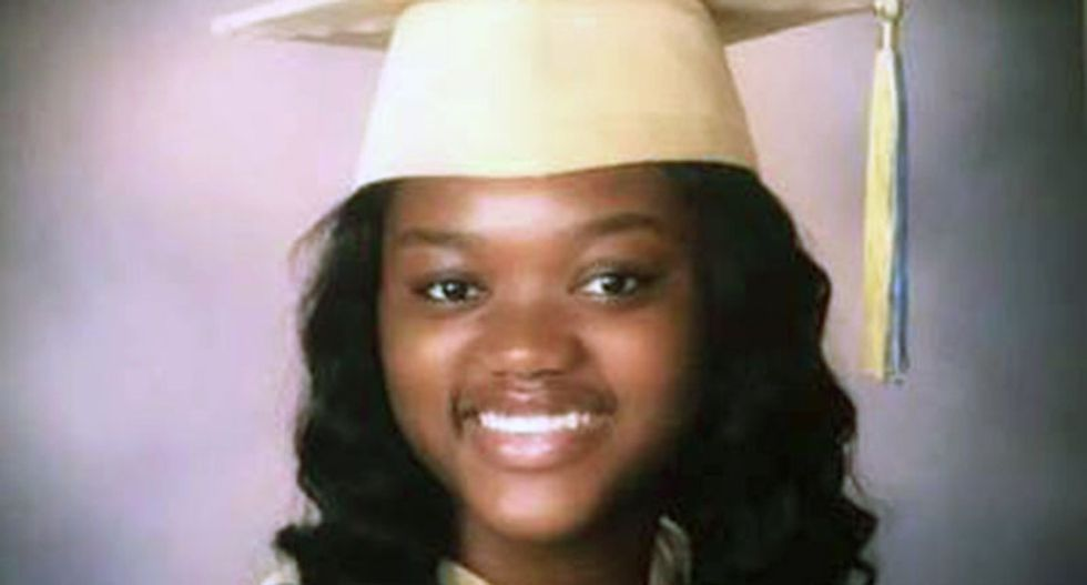 Police hunt for road-raging white driver who killed black teen with gunshot to the head