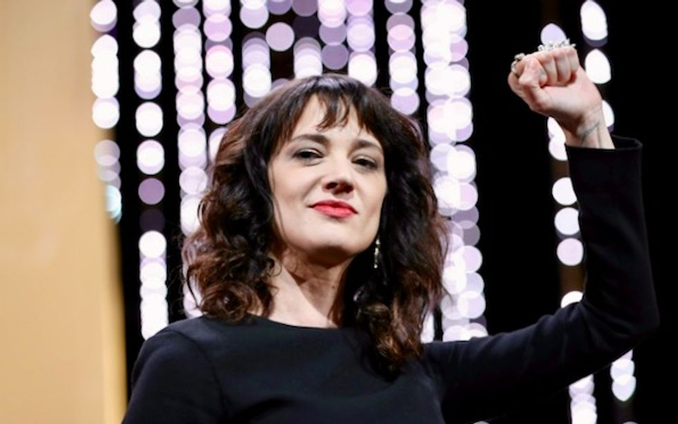 Asia Argento admits sexual encounter with Jimmy Bennett