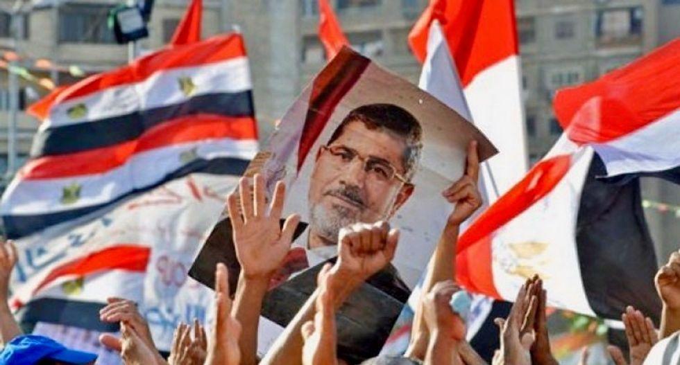Egypt court upholds life sentence against Mohamed Morsi