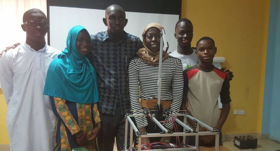 US denies visas to West African teen robotics team after families scraped together fees to apply