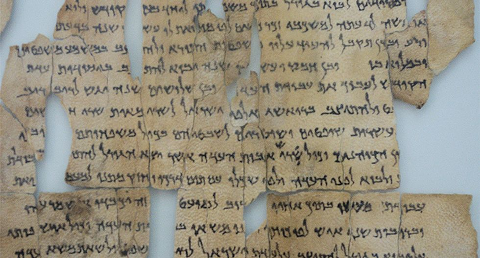 BUSTED: 'Dead Sea Scroll' exhibit at right-wing supported Museum of the Bible is filled with fakes