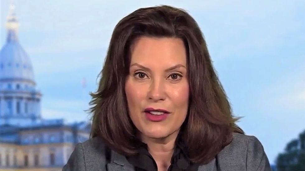 Trump's decision to take off his mask was 'disappointing' — but not surprising: Gov Gretchen Whitmer