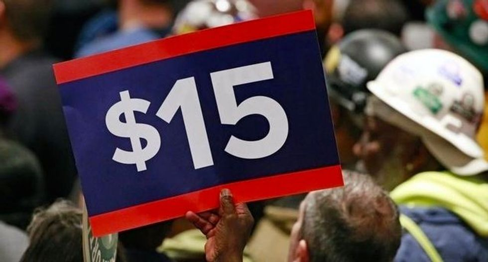 Minneapolis approves gradual rise in minimum wage to $15 an hour