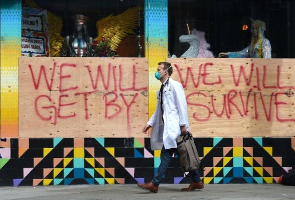 Is your neighborhood raising your coronavirus risk? Redlining decades ago set communities up for greater danger