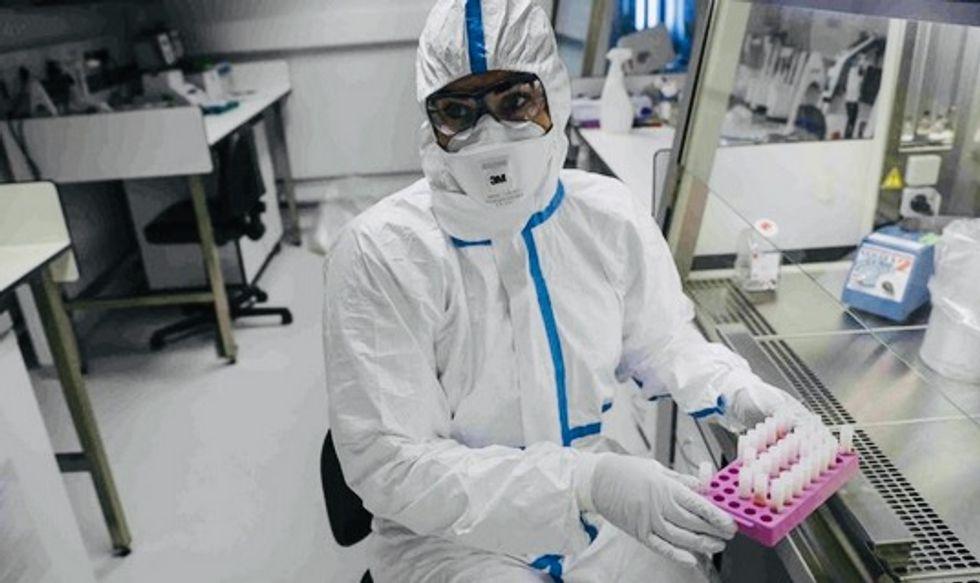 Some coronavirus testing kits found to be contaminated by coronavirus: report