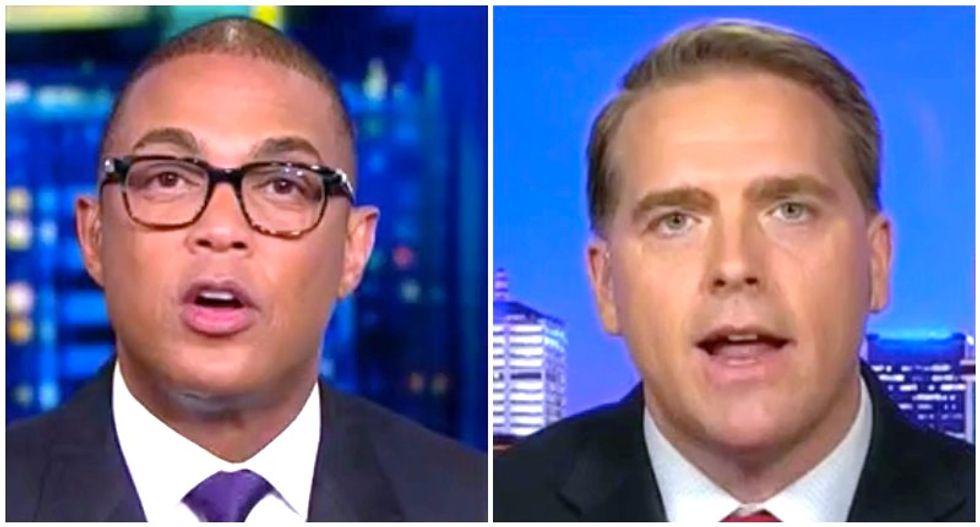 Conservative stuns CNN's Don Lemon by denouncing McCain-bashing GOPer Kelli Ward as a 'trash candidate'