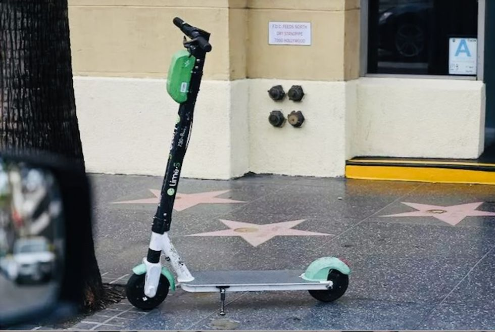 Coronavirus: Lime removes scooters in US, other countries