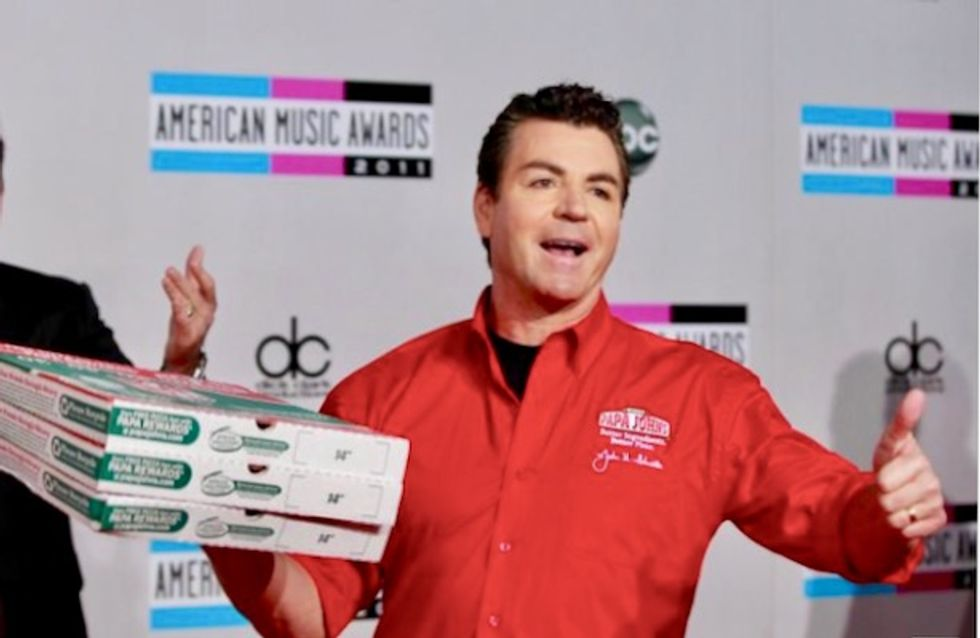 Papa John's founder accuses CEO's team of misconduct: letter