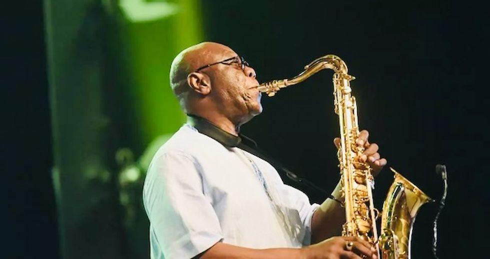 Afro-jazz great Manu Dibango dies after contracting coronavirus