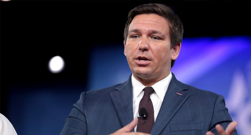 DeSantis faces renewed scrutiny following discovery of mysterious gap in Florida's COVID death tally